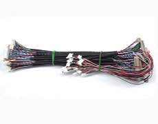 LVDS Video cable assembly